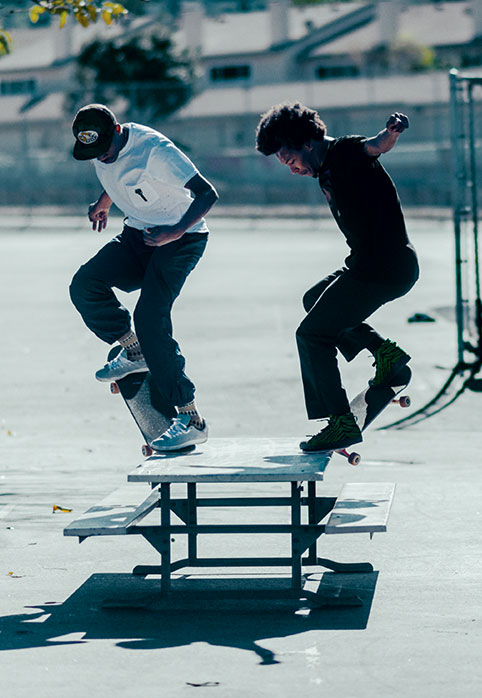 Tj Nak Bench Skate