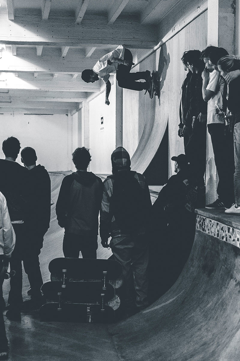 Levis Skateboarding Byyr