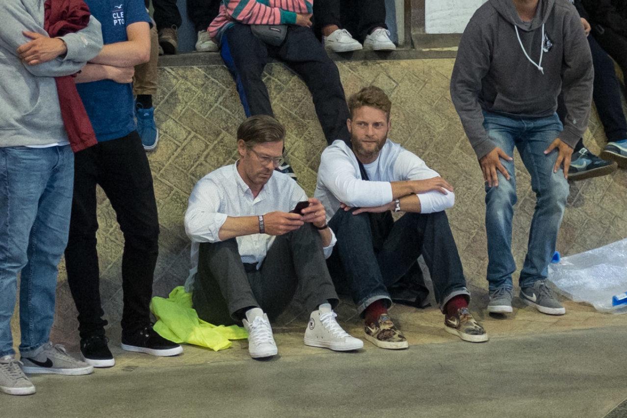 Julian Dykmans, Jan Kliewer