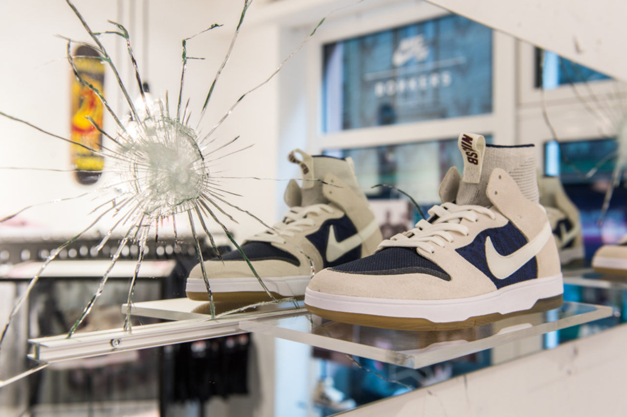 Nike Sb Bonkers Pop Up Store 2017 10