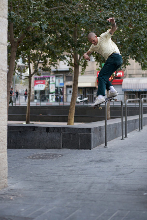 Solo Val Bauer Bs Smith Jerusalem