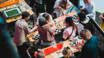 Solosaktemag Hov Workshop Paralax